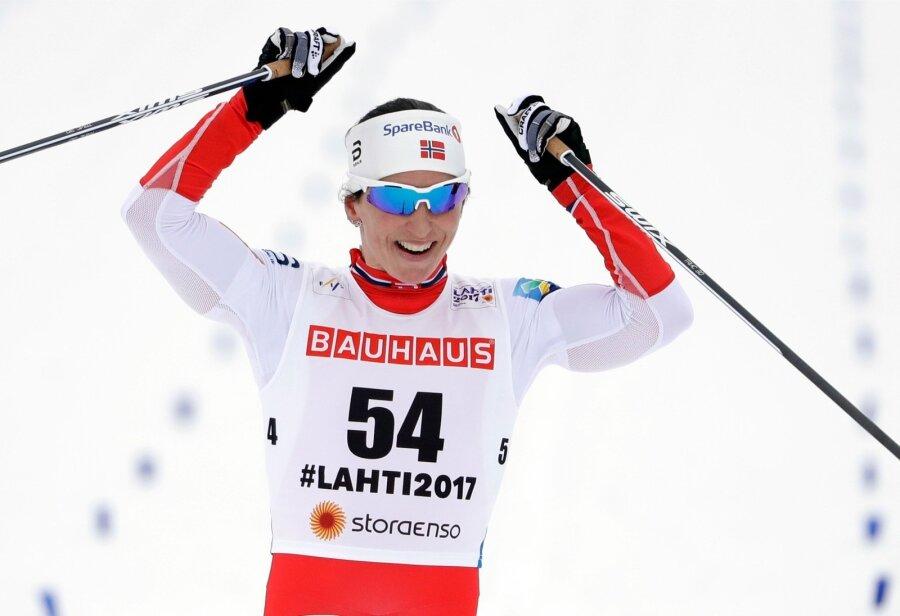Русские лыжницы стали пятыми вэстафете начемпионате мира
