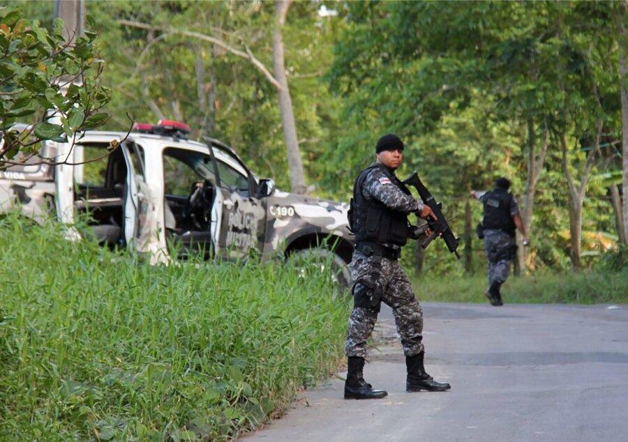 Вбразильской тюрьме после бунта найдены тела неменее 30 арестантов