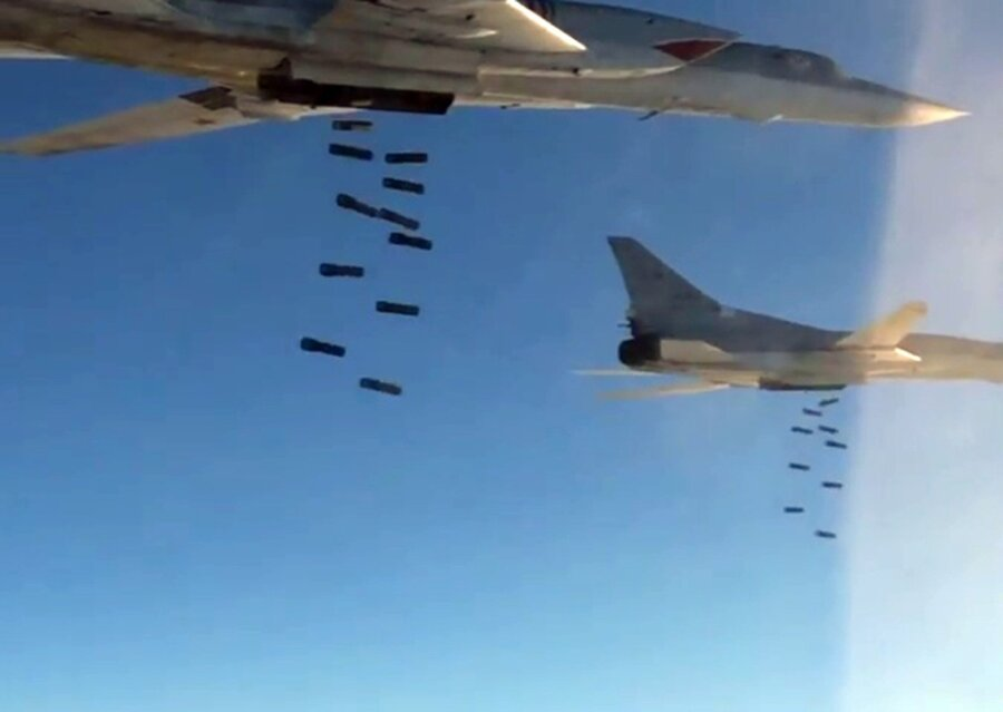 Русские ВКС нанесли удары поиспользуемой США базе вСирии