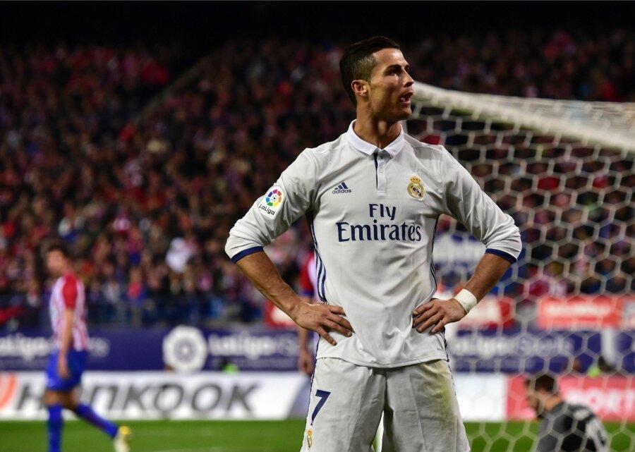Криштиану Роналду принес «Реалу» крупную победу вмадридском дерби