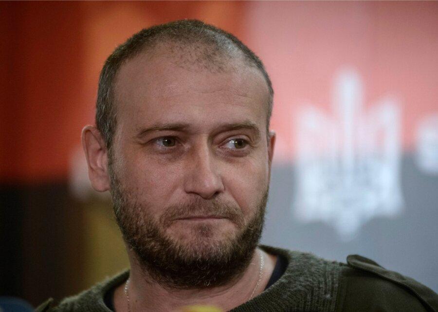 Ярош овозбуждении уголовного делаСК РФ: «Лучшее поздравление от бессрочного врага!»
