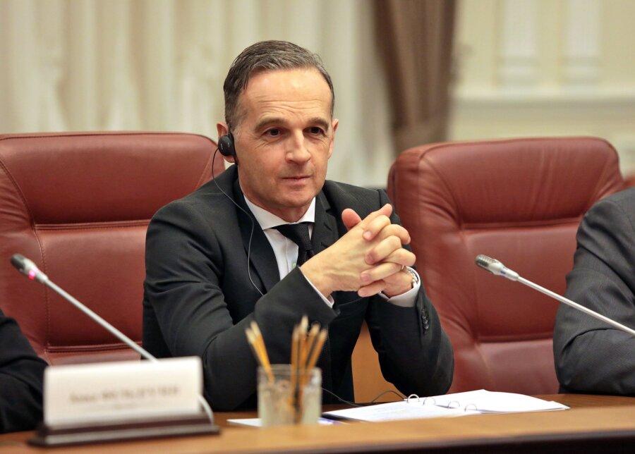 "<span>НАТО: каким альянс видит Берлин? Интервью министра иностранных дел Германии</span><span class=""right"">Foto: Hennadii Minchenko/UKRINF/SIPA/Scanpix</span>"