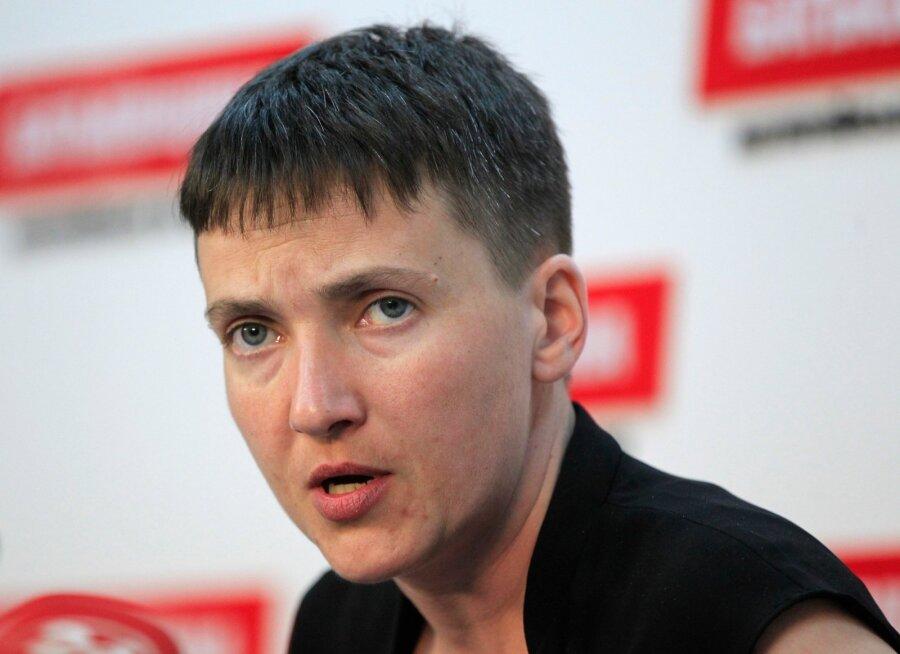ВРаде подозревали Савченко всвязях сополченцами