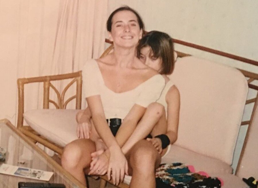 Наталья Фриске показала эксклюзивные фото собственной покойной сестры