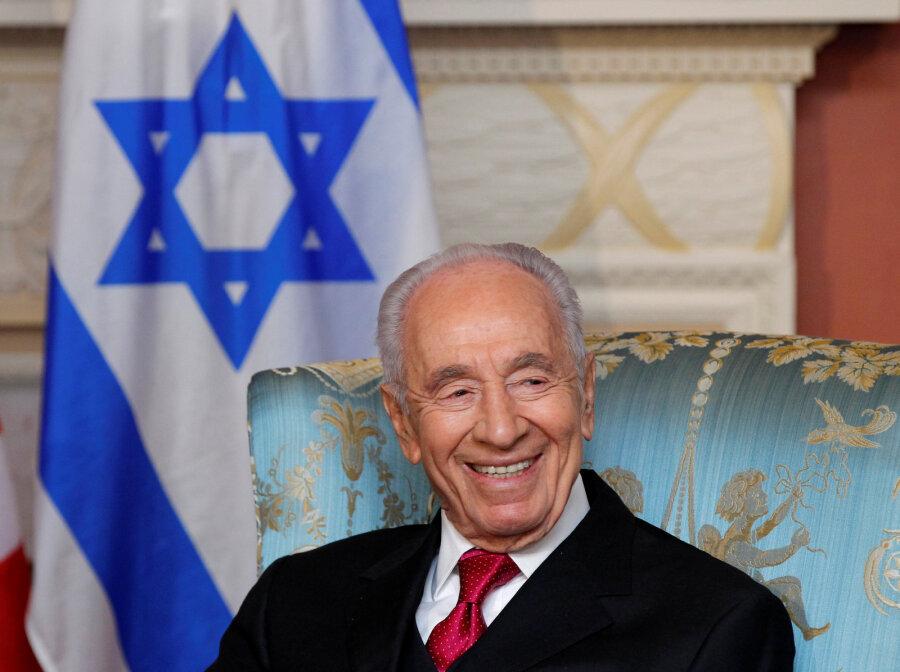 Израильские СМИ докладывают о стремительном ухудшении здоровья Шимона Переса