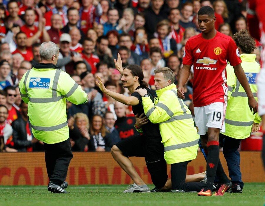 Агент: Ибрагимович сообщил, что сломает мне ноги, если трансфер Погба сорвется