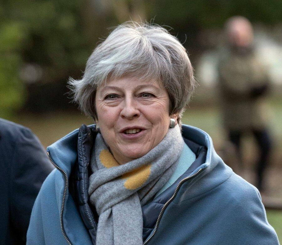 cf8f2eddd6c BLOGI | Theresa May ei kaalu uut referendumit ega välista leppeta lahkumist