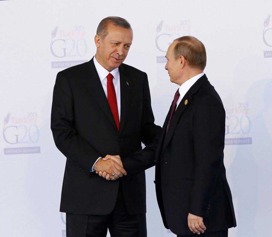 Владимир Путин отменил запрет на реализацию туров вТурцию