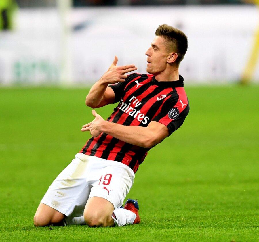 bfbb0066b1d VIDEO   Poola noor ründeäss debüteeris AC Milani eest kahe väravaga ...