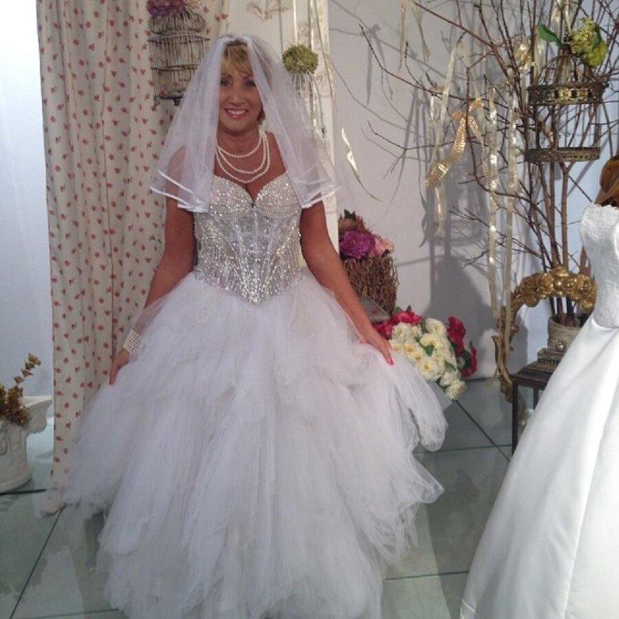Картинки по запросу лариса копенкина в свадебном платье