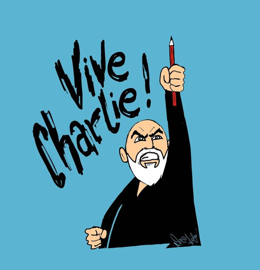 Юзеры социальных сетей возмущены карикатурой Vive Charlie наняню-убийцу