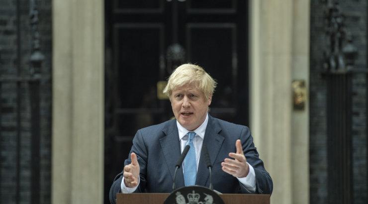 Kui Briti parlament blokeerib kokkuleppeta Brexiti, algatab Johnson uued valimised