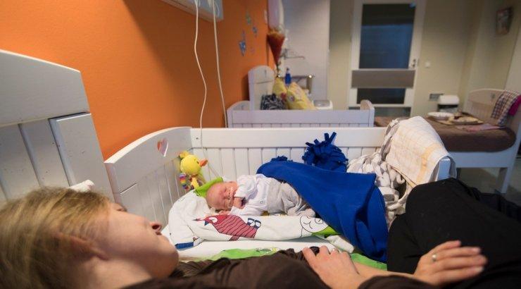Мамы детей подолгу лежащих в больеице