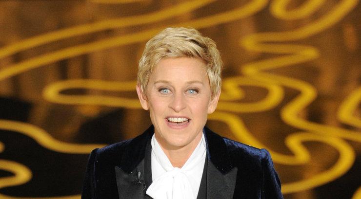 KLÕPS | Milline erinevus! Blondina tuntud Ellen lasi oma tegelikul juuksetoonil välja kasvada