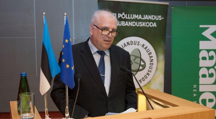 Maaeluministeeriumi kantsler: Arumäe andis ministrile volituse osas soovitusi