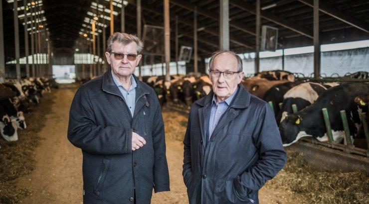 INTERVJUU: Kaksikvennad Aavo ja Mati Mölder 150!