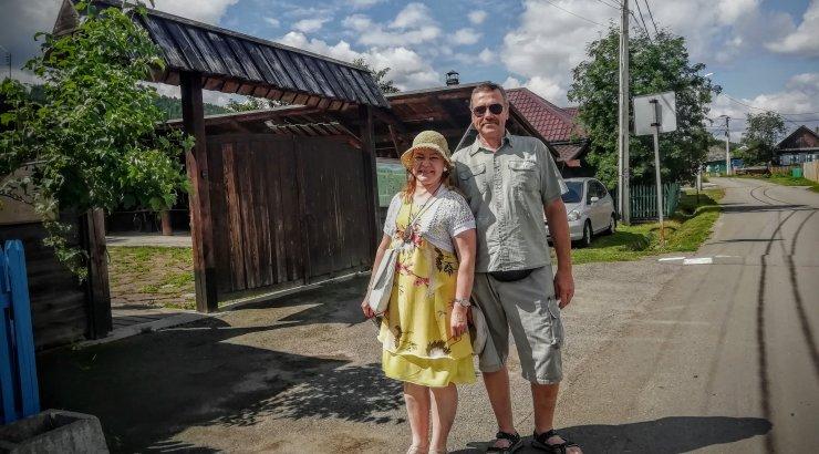MAALEHT SIBERIS | Erilise reisi võitnud tellijaid vaimustab Krasnojarski liiklus ja linna puhtus