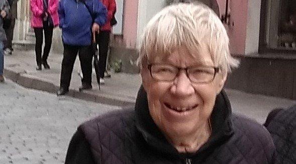 Tallinna vanalinnas läks kaduma 73-aastane Aili