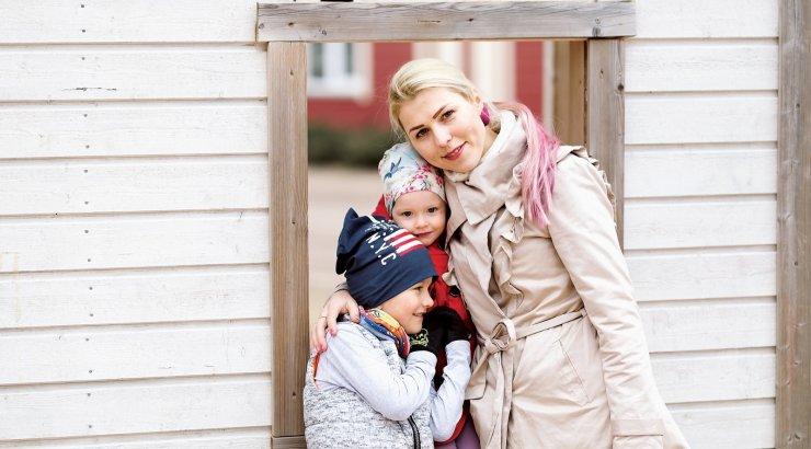 Mitme lapse ema kodustest kaklustest | Tahad vanemana head, aga tüli on taevani ja kõik õnnetud...