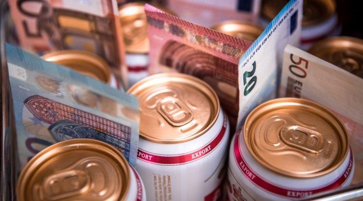 Riigikogu langetas rõhuva enamuse toetusel alkoholiaktsiisi
