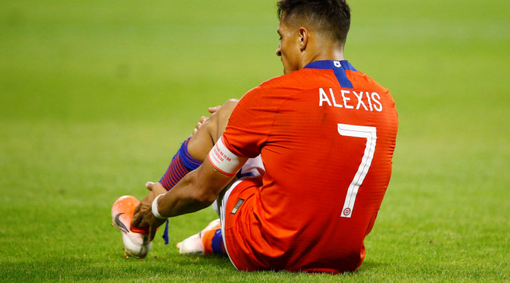 Valus löök Interile: Alexis Sanchezit ähvardab operatsioon
