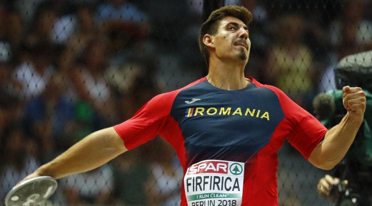 Meeste kettaheide sai ootamatu medalinõudleja juurde: rumeenlane püstitas võimsa rahvusrekordi