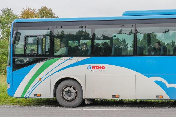 Atko pilvebusside endine hooldaja: meie käe all olid Atko bussid alati korras