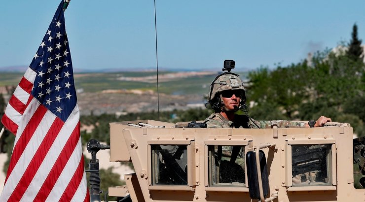 Trump käskis väed Süüria põhjaosast välja viia