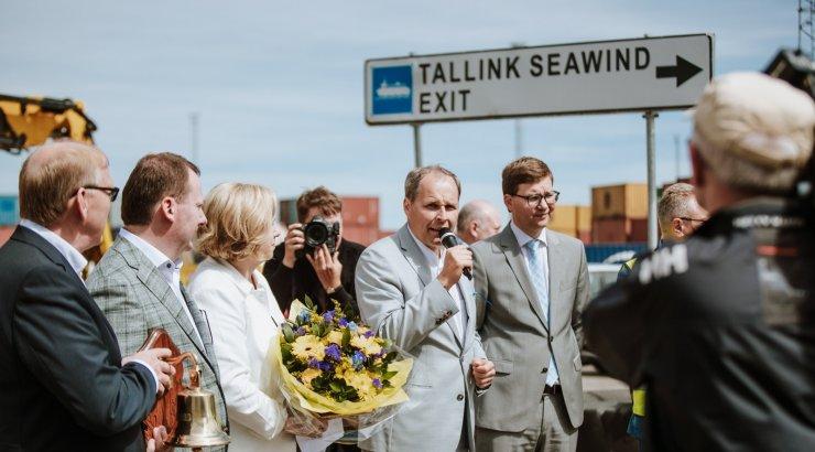 Aasia ja kolmandate riikide turistid veavad Tallinna Sadama reisijate arvu kasvu