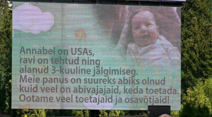 FOTOD | Annabeli heaks korraldati Tartumaal heategevuskontsert