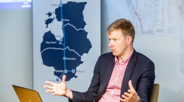 Rail Baltic on Eestis hädas spetsialistide leidmisega