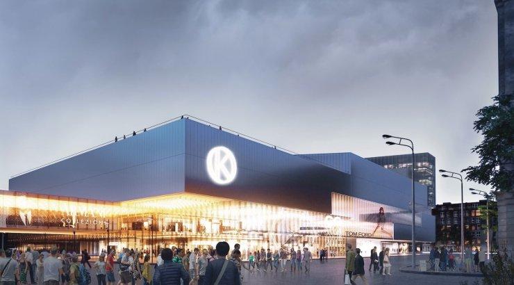 85628a650dd FOTOD   Vaata, millise ilme saab tulevikus Tallinna Kaubamaja - Kasulik.ee