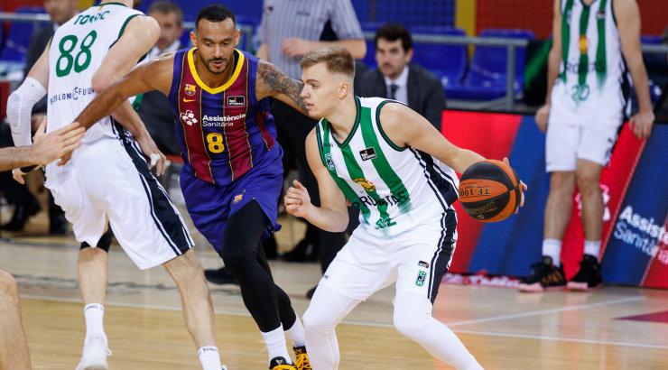 Kalev/Cramo jahib Hispaania klubis mängivat lätlast