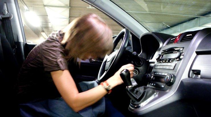 Naisjuhid põhjustasid kõik eilsed liiklusõnnetused