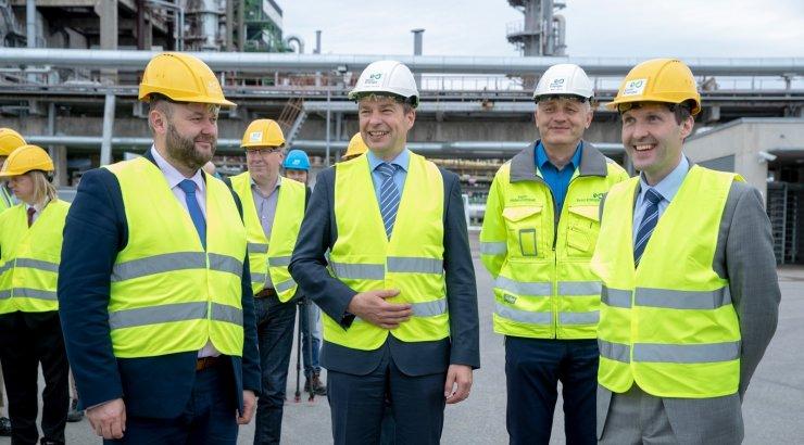 Eesti Energia ei maga: riigifirma asub koos üleilmse IT-hiiuga energialahendusi looma