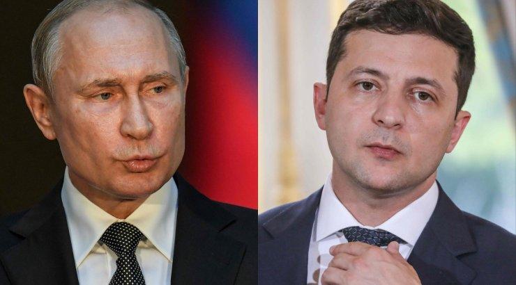Зеленский рассказал, что скажет Путину во время их первой встречи