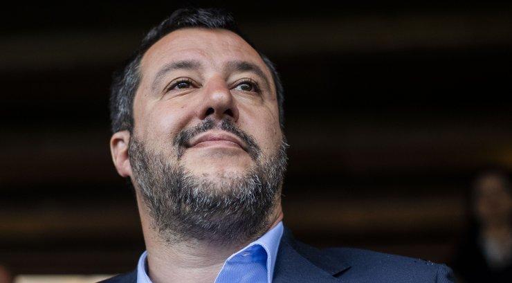 Itaalia parempopulistide juht Salvini: Venemaa-vastaste sanktsioonide kaotamise küsimus ühendab kõiki korralikke inimesi