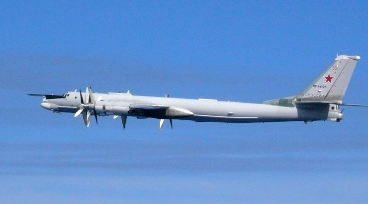 Lõuna-Korea ja Jaapani hävitajaid pani eile tegutsema Vene-Hiina ühine pommitajate patrull