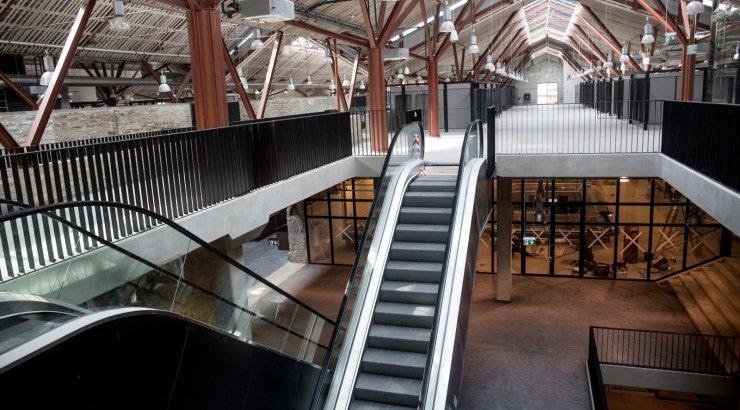 4d8fd1c0720 ÄRILEHE FOTOD JA VIDEO: Legendaarne Balti jaama turg muutub uue hoonega  tundmatuseni - ärileht.ee