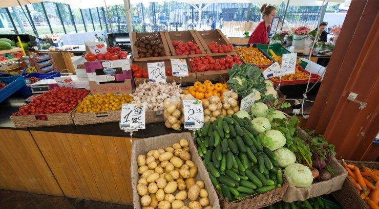 Nädalavahetusel turule | Vaata, mis hinnaga müüakse Eesti turgudel värskeid aiasaaduseid!