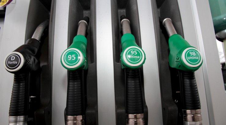 Цены на бензин в Беларуси вырастут с 1 октября почти на 5 процентов