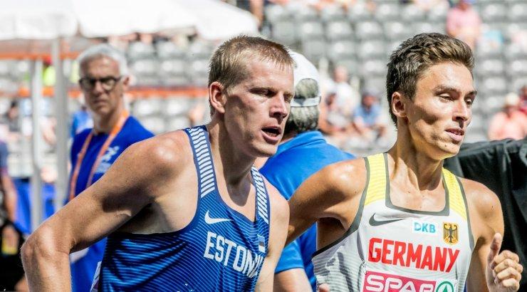 Vägev! Kaur Kivistik püstitas Eesti rekordi ja täitis MMi normi