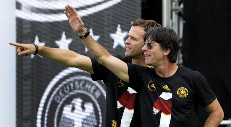 a8e9d20d638 Selgus Saksamaa jalgpallikoondis EM-valikmänguks Eestiga, koosseisus viis  Müncheni Bayerni mängijat