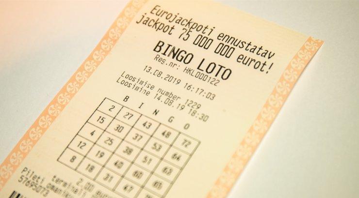 Kas õnn naeratas? Vaata tänaseid loto võidunumbreid!
