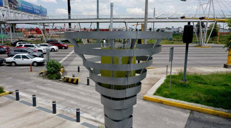Kunstpuud tõttavad appi võitluses saastega