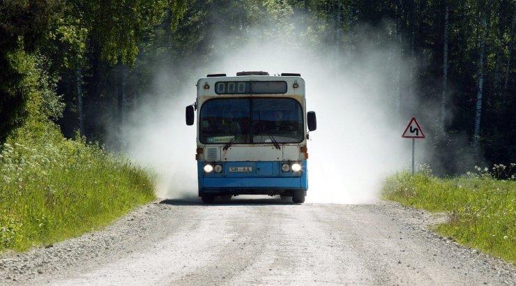 Lääne maavalitsus paneb käima bussiliini Haapsalust Tartusse:
