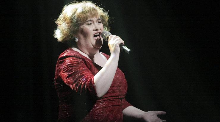 Mäletad, kuidas Susan Boyle kuulsaks sai? Kogu teekonnal on eriti kurb seos Boyle'i emaga