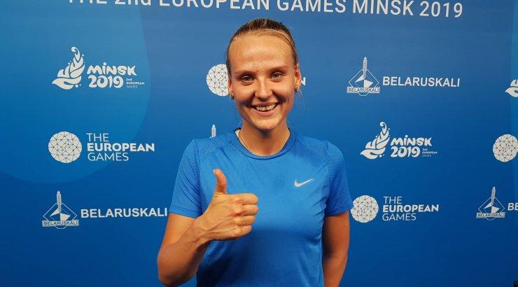 Eesti sulgpallurid püüavad Euroopa Mängudel kõrgeid kohti