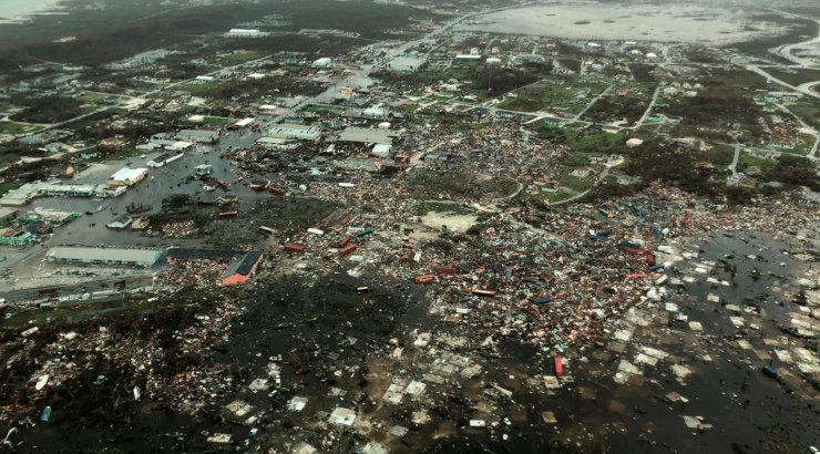 Orkaan Doriani tõttu hukkunute arv Bahama saartel tõusis seitsmeni
