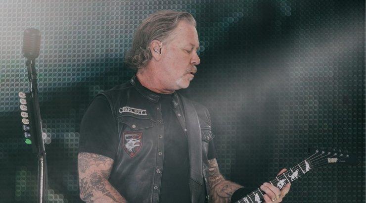 VIDEO   Kuidas välja kukkus? Metallica esines ka Moskvas kohaliku hittlooga